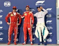 Vettel obtiene la pole en el GP de Baréin 2018