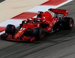 """Sebastian Vettel, ganador: """"Estoy muy feliz, es la mejor manera de comenzar la temporada"""""""