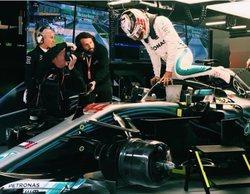Lewis Hamilton lidera las primeras prácticas libres del GP de China 2018