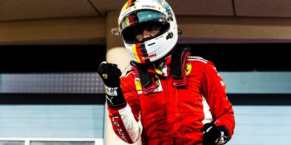Sebastian Vettel impone su autoridad y logra la pole en el GP de China 2018