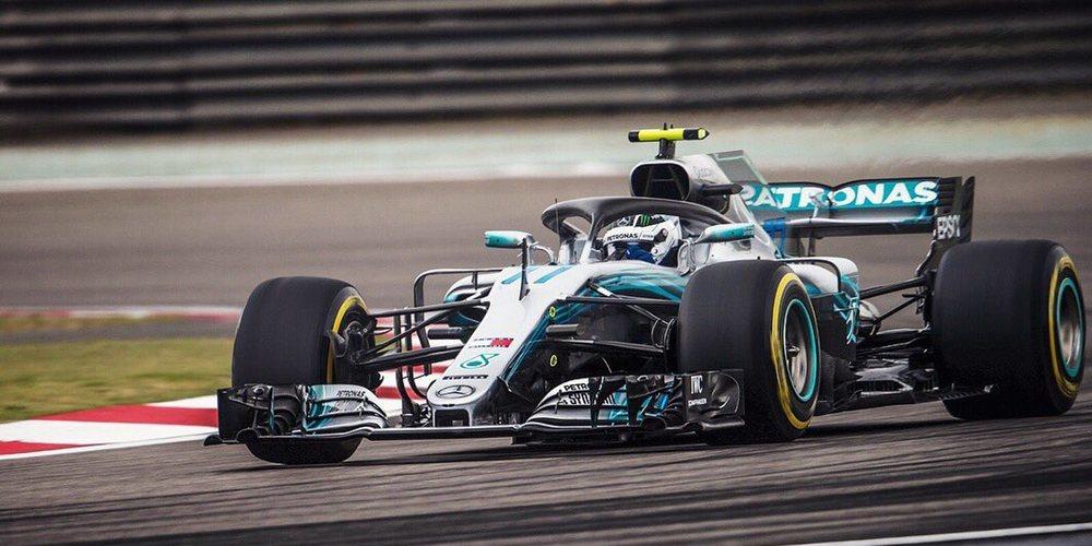 """Valtteri Bottas: """"Es decepcionante porque la diferencia con Ferrari ha sido demasiado grande"""""""