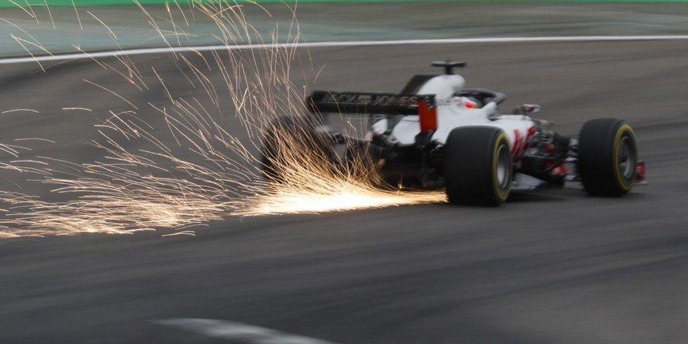 """Romain Grosjean saldrá con ultrablandos usados: """"Nuestra posición en Q3 no es ideal"""""""