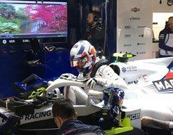 """Sergey Sirotkin, fue 16º: """"Creo que podríamos haber obtenido un poco más para entrar a la Q2"""""""