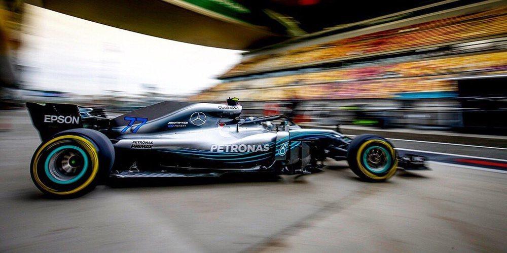 """Valtteri Bottas: """"No siento haber ganado un podio, sino haber perdido una victoria"""""""