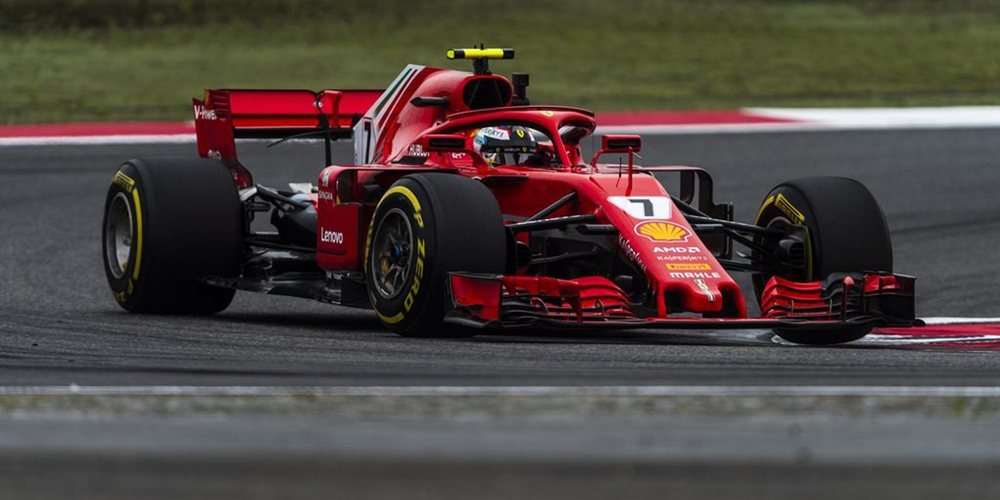"""Kimi Räikkönen: """"Fue una carrera bastante dolorosa, intentaremos hacerlo mejor la próxima vez"""""""