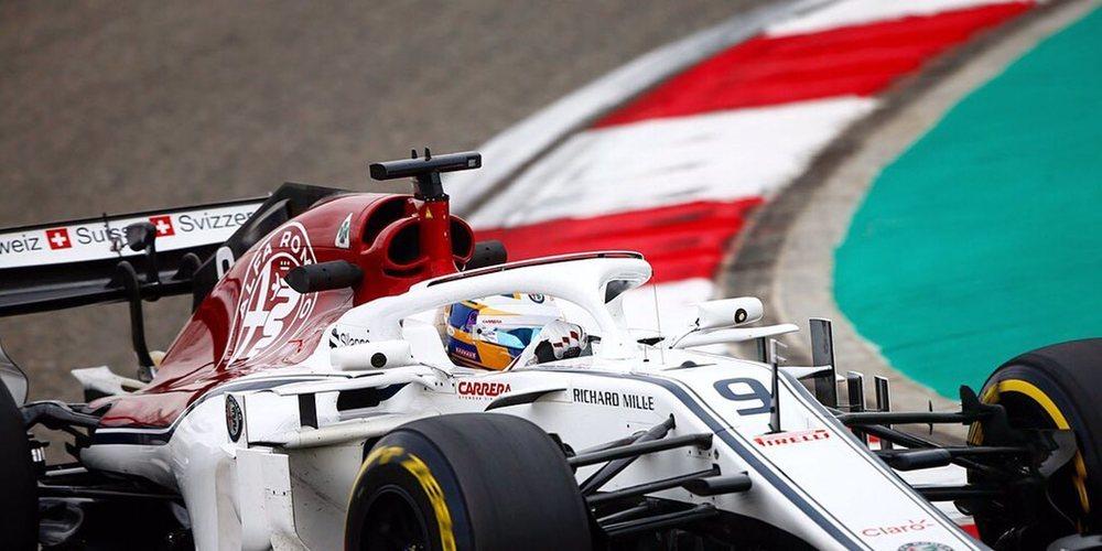"""Marcus Ericsson: """"Con los neumáticos blandos tuve problemas con el equilibrio del coche"""""""