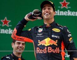 """Daniel Ricciardo, sobre su victoria: """"Fue una carrera loca, divertida y definitivamente inolvidable"""""""
