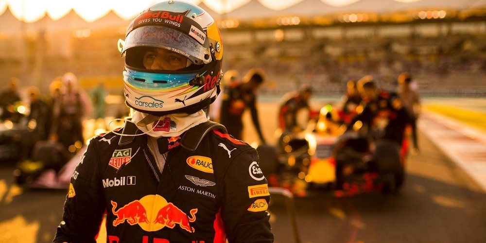 """Daniel Ricciardo, sobre Azerbaiyán: """"Lo más complicado en Bakú es frenar"""""""