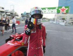 Sebastian Vettel se lleva la pole en el GP de Azerbaiyán 2018