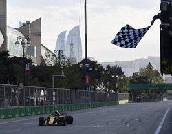 GP de Azerbaiyán 2018: Carrera en directo