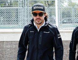 """Fernando Alonso tras Bakú: """"Ojalá no adelantemos tantas posiciones y salgamos más arriba"""""""