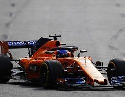 """Fernando Alonso acaba 7º en Bakú: """"Mi coche sufrió graves daños en esa primera vuelta"""""""