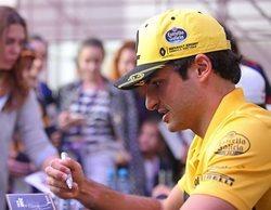 Renault ya trabaja en el coche de 2019 junto a Carlos Sainz