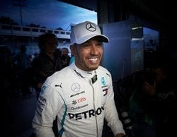 Hamilton, disconforme con el comportamiento de Vettel en Bakú detrás del Safety Car