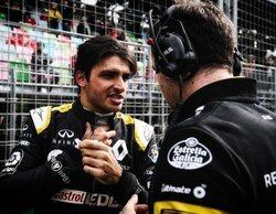 """Sainz: """"Cuando consiga el 100% de confianza en el coche, estaré al nivel de Hülkenberg"""""""