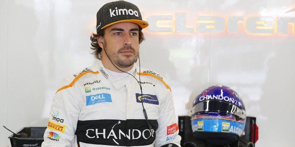 """Fernando Alonso, sobre Barcelona: """"Traemos actualizaciones, pero no hay una solución mágica"""""""