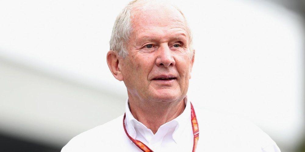"""Helmut Marko: """"Vettel es mi favorito para el Campeonato"""""""