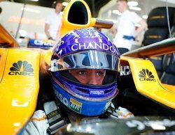 """Fernando Alonso, en Q3: """"Ojalá mañana demos un buen espectáculo para nuestros seguidores"""""""