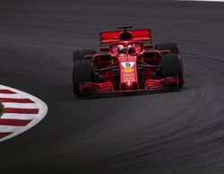 "Sebastian Vettel: ""3º no es mal lugar, esperábamos que Mercedes fuera muy fuerte aquí"""