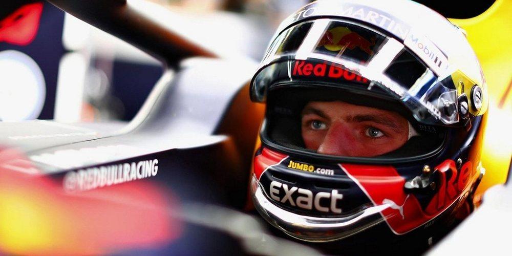 """Max Verstappen saldrá 5º: """"Todavía tenemos una buena oportunidad en la carrera"""""""