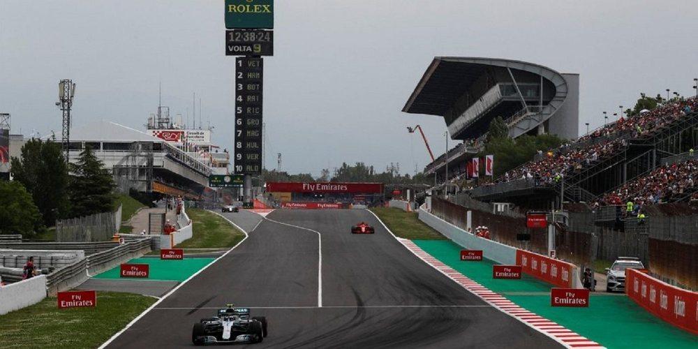 GP de España 2018: Carrera en directo