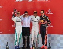 Lewis Hamilton se lleva una victoria consistente en el GP de España 2018