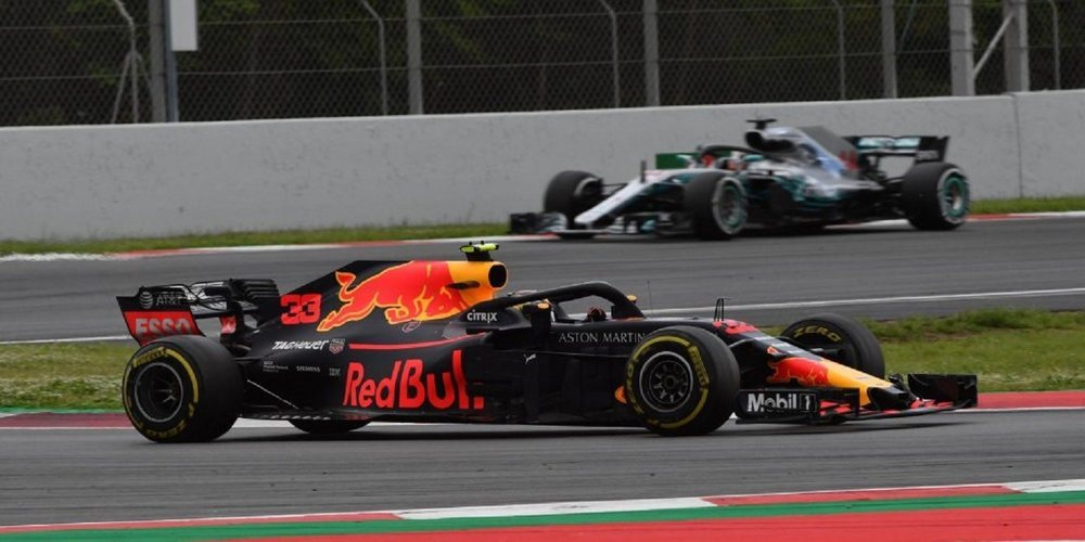 "Daniel Ricciardo: ""Fue una carrera bastante aburrida"""