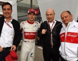"""Charles Leclerc: """"Hemos progresado considerablemente desde el comienzo de la temporada"""""""