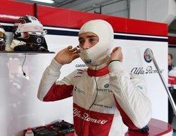 """Charles Leclerc, sobre Alonso: """"Siempre es un honor competir con alguien tan grande en F1"""""""
