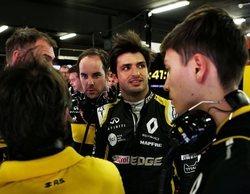 """Carlos Sainz, sobre los neumáticos hiperblandos: """"Son bastante impresionantes"""""""