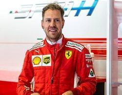 """Sebastian Vettel: """"Michael Schumacher fue una gran fuente de inspiración para mí"""""""