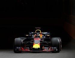 Red Bull lidera los Libres 1 del Gran Premio de Mónaco 2018