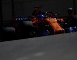 """Alonso: """"Tenemos que intentar hacer una buena estrategia y así conseguir buenos puntos"""""""