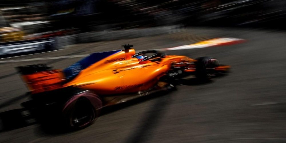 """Stoffel Vandoorne: """"El hiperblando no parece ser el mejor neumático de carrera"""""""