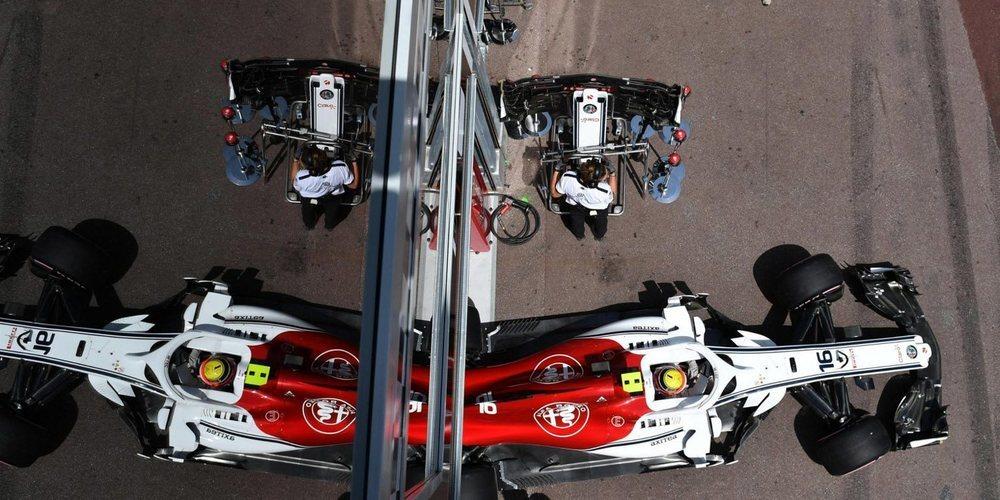 """Charles Leclerc: """"Terminar en la Q2 por tercera vez consecutiva es increíble"""""""