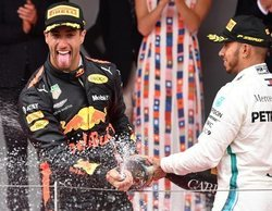 Daniel Ricciardo gana el Gran Premio de Mónaco 2018