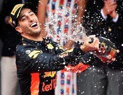 """Ricciardo: """"Cuando descubrimos el problema del MGU-K, quise cerrar los ojos y comenzar a llorar"""""""