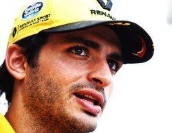 """Carlos Sainz: """"Cambiar a los neumáticos ultrablandos no fue una buena decisión"""""""