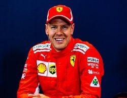 """Sebastian Vettel: """"Nunca tuve opciones reales de adelantar a Ricciardo"""""""