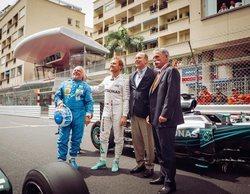Nico Rosberg cree que Charles Leclerc es un campeón del mundo en potencia