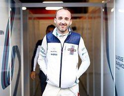 """Robert Kubica, sobre el FW41: """"No estamos precisamente cómodos en este monoplaza"""""""