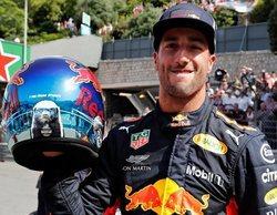 """Daniel Ricciardo: """"Mi objetivo a corto plazo es conseguir algunos podios más"""""""