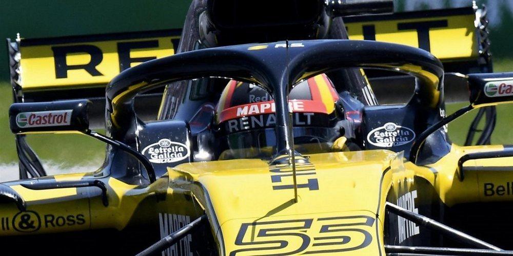 """Carlos Sainz: """"Esta Q3 es definitivamente gracias a todos nuestros mecánicos, un gran trabajo"""""""
