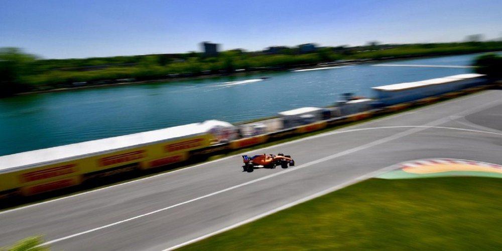 Gran Premio de Canadá 2018: Carrera en directo
