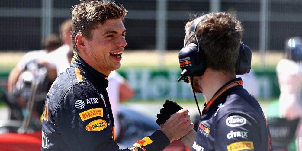 """Max Verstappen, sobre Canadá: """"La carrera fue un poco aburrida"""""""