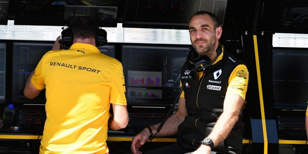 """Cyril Abiteboul, sobre Red Bull: """"Si llegamos a cierto punto, nuestra oferta no permanecerá"""""""