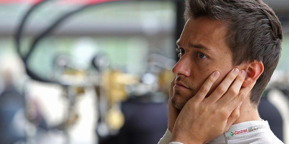 "Jolyon Palmer: ""Si Alonso se marcha, dejará un hueco enorme en McLaren"""