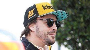 """Fernando Alonso: """"Me siento muy privilegiado aunque hayamos perdido tantas oportunidades"""""""
