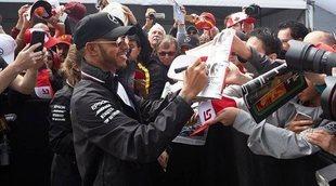 """Lewis Hamilton: """"Pienso en cómo puedo ser mejor, y lo seguiré haciendo hasta que me muera"""""""