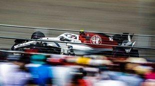 """Charles Leclerc, sobre su salto a la F1: """"Fue bastante complicado al principio"""""""